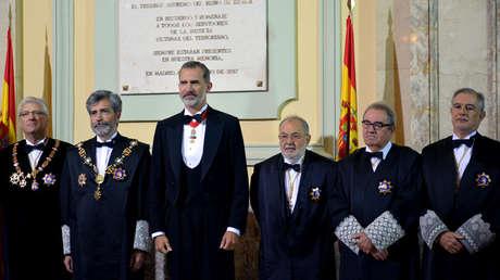 parece santa inquisición foto justicia española indigna red