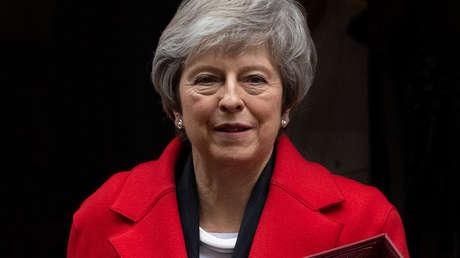 reportan theresa may aplaza votación proyecto brexit