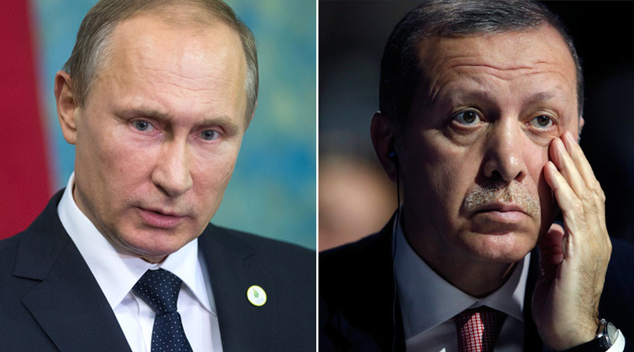 Russia has 'more proof' ISIS oil routed through Turkey, Erdogan says he'll resign if it's true thumbnail