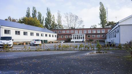 Børnecenter Tullebølle center. ©asylcenterholmegaard.dk