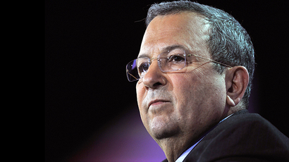 Ehud Barak, the former Prime Minister of Israel (AFP Photo / Nicholas Kamm)