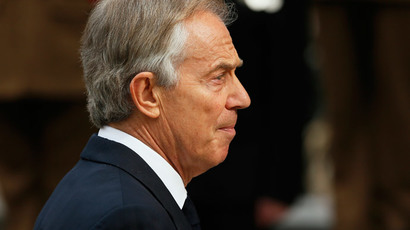Former British Prime Minister Tony Blair.(Reuters / Stefan Wermuth)