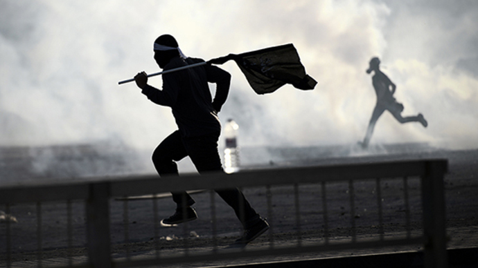 Bahrain clashes over detained protester death