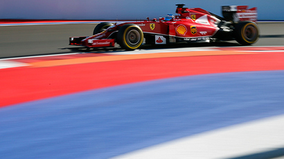 Formula 1 Grand Prix kicks off in Sochi, Russia