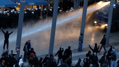 #HoGeSa: Violent Cologne protest against Salafism