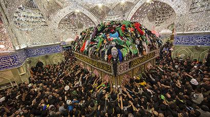 Millions of Shias make pilgrimage to Iraq's Karbala