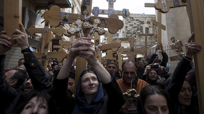 Orthodox Easter celebrated across the world