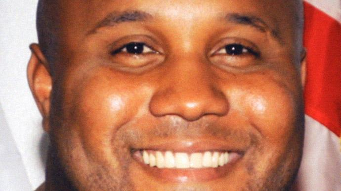Christopher Dorner (AFP Photo/Robyn Beck)