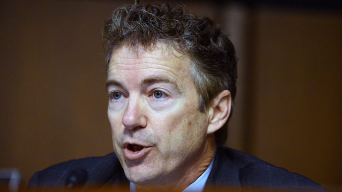 Rand Paul (AFP Photo / Saul Loeb)