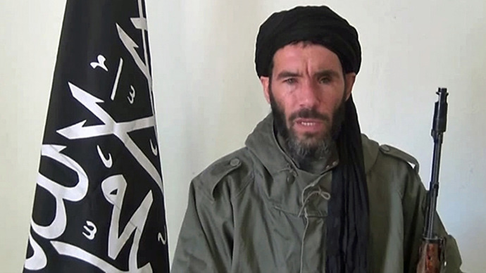 Mokhtar Belmokhtar (AFP Photo / HO / ANI)