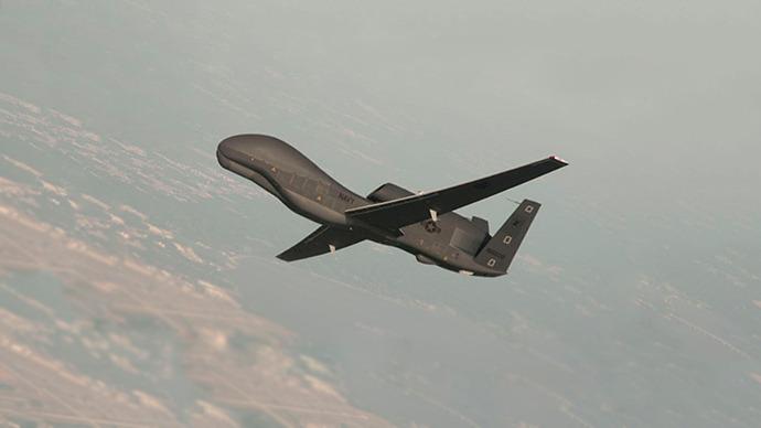 Reuters / U.S. Navy / Erik Hildebrandt / Northrop Grumman / Handout