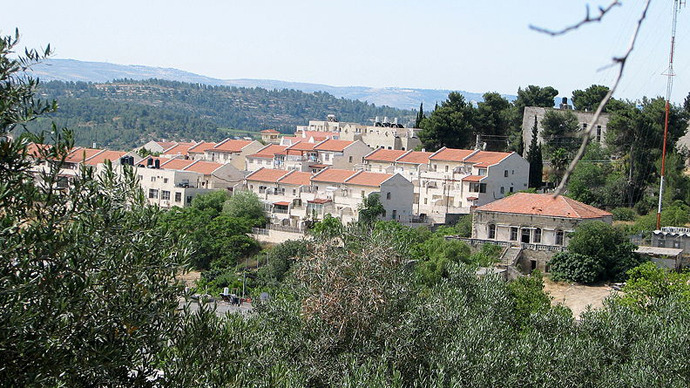 Abu Ghosh (Image from wikipedia.org)