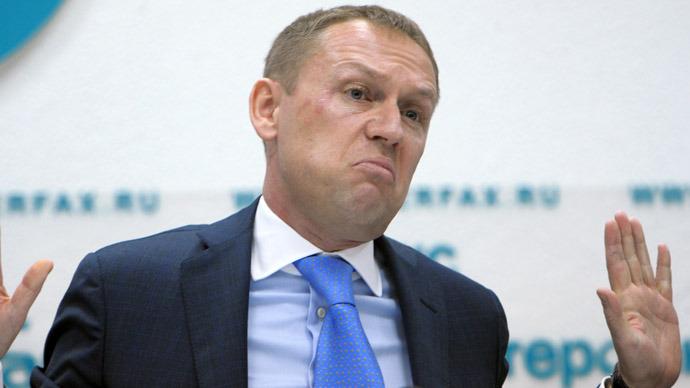 Andrey Lugovoy (RIA Novosti/Syisoev)