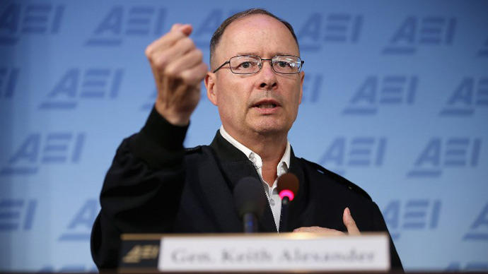 National Security Agency Director Gen. Keith Alexander. (AFP Photo / Getty Images / Chip Somodevilla)