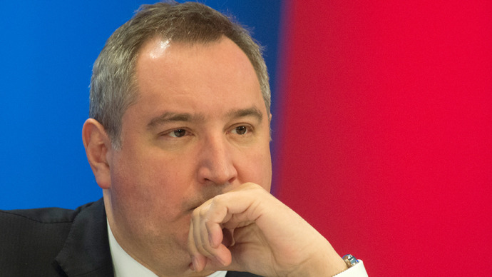 Dmitry Rogozin (RIA Novosti / Sergey Guneev)