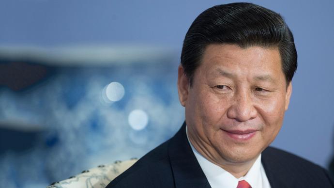 Chinese President Xi Jinping. (RIA Novosti / Sergei Guneev)