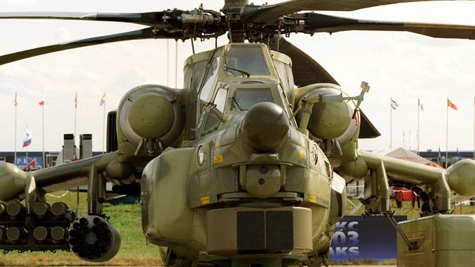 Helicopter MI-28NZ (RIA Novosti / Alexander Polyakov)