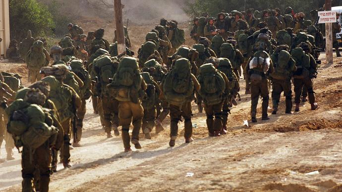 AFP Photo / HO / IDF