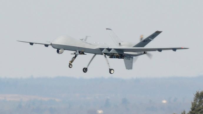 Reuters / U.S. Air Force / Tech. Sgt. Ricky Best / Handout