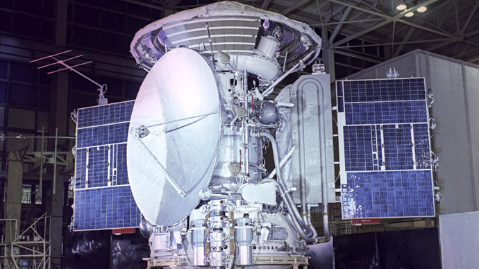 Mars-3 unmanned station (RIA Novosti / B. Borisov)