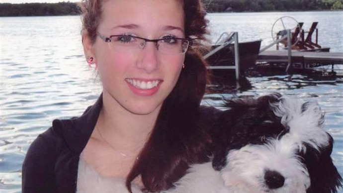 Rehtaeh Parsons. (Image from facebook.com)