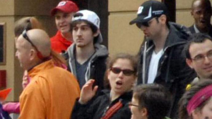 The Tsarnaev Brothers