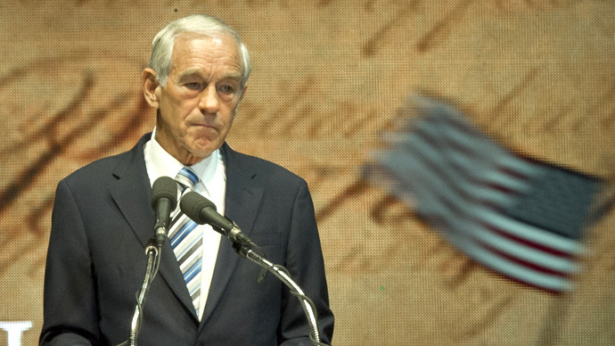 Ron Paul. (AFP Photo / Mladen Antonov)