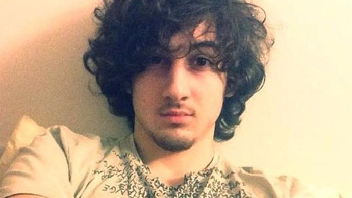 Dzhohar Tsarnaev