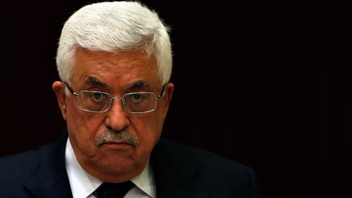 Palestinian President Mahmoud Abbas.(Reuters / Mohamad Torokman)