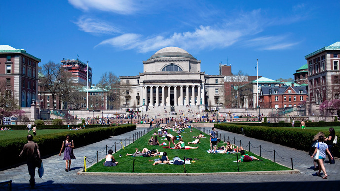 Columbia University (Image from thecampuscompanion.com)