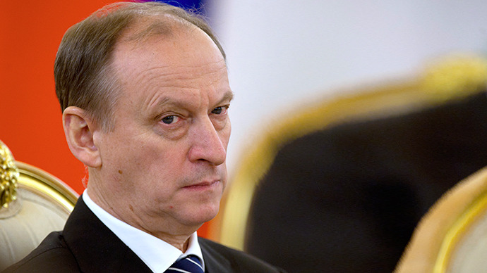 Nikolai Patrushev. (RIA Novosti / Sergey Guneev)