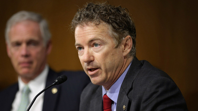 Rand Paul (Chip Somodevilla / Getty Images / AFP)