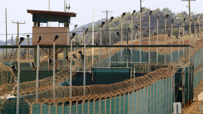 Guantanamo Bay.(Reuters / Bob Strong)