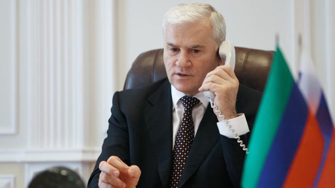 Said Amirov (RIA Novosti / Maria Vashuk)