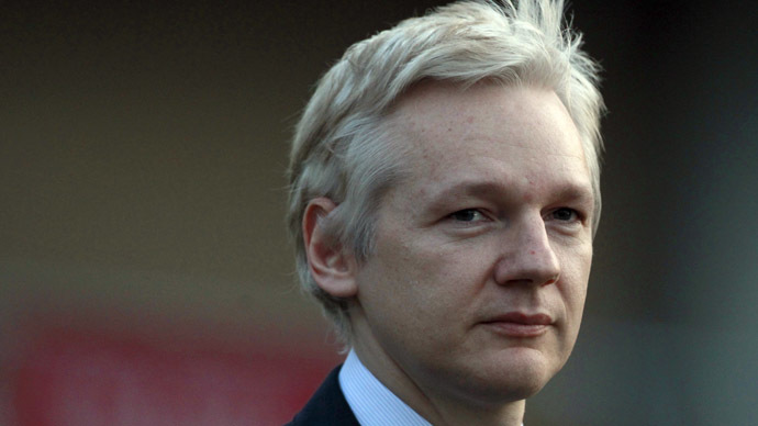WikiLeaks founder Julian Assange (AFP Photo)