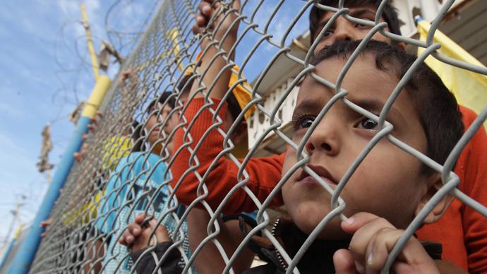 Reuters / Ibraheem Abu Mustafa