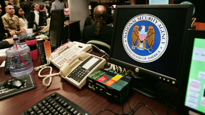 National Security Agency.(AFP Photo / Paul J. Richards)