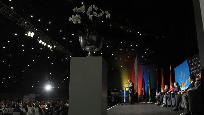 BRICS leaders' summit in Durban, South Africa (RIA Novosti / Alexey Druzhinin)