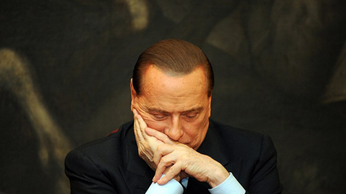 Silvio Berlusconi (AFP Photo / Andreas Solaro)
