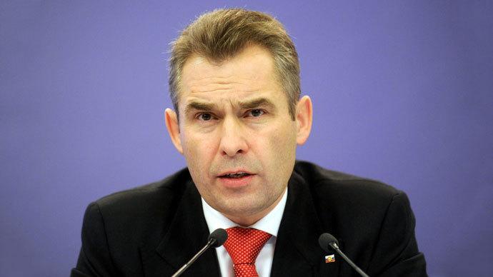 Pavel Astakhov.(AFP Photo / Andrey Smirnov)