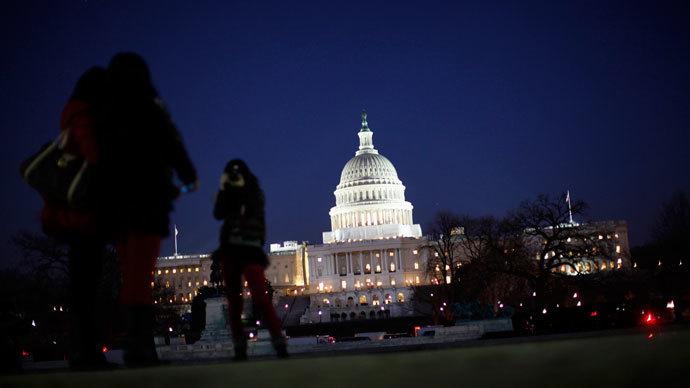 U.S. Capitol building.(Reuters / Kevin Lamarque)