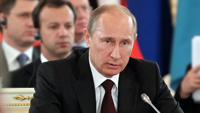 Vladimir Putin (RIA Novosti / Michael Klimentyev)