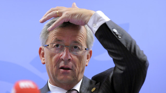 Luxembourg Prime Minister Jean-Claude Juncker (AFP Photo/John Thys)