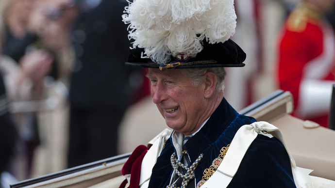 Britain's Prince Charles , Prince of Wales (AFP Photo / Pool)