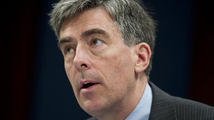 National Security Agency Deputy Director John Chris Inglis (AFP Photo / Saul Loeb)