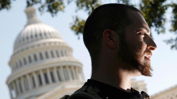Adam Kokesh (Reuters / Jim Young)