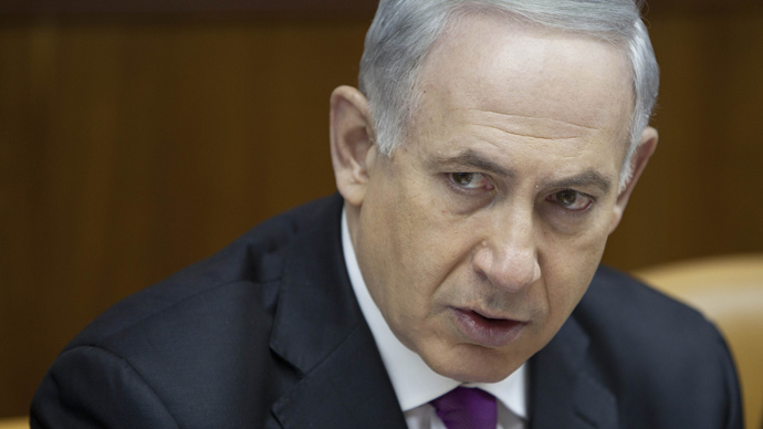 Israeli Prime Minister Benjamin Netanyahu (AFP Photo / Pool / Oded Balilty)