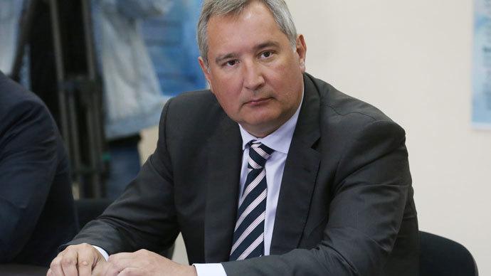 Dmitry Rogozin.(RIA Novosti / Ekaterina Shtukina)