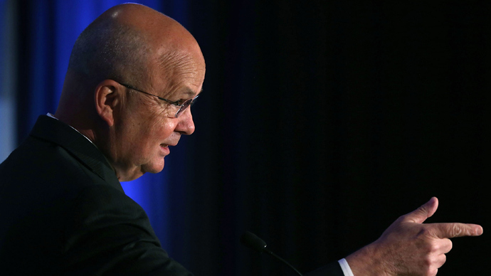 Michael Hayden (Mark Wilson / Getty Images / AFP)