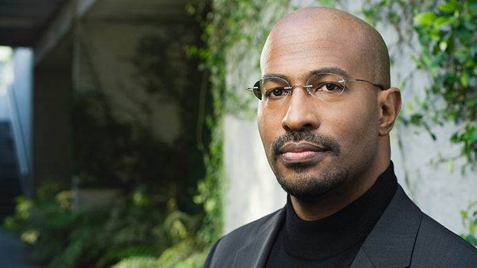 Former-Special Advisor for Green Jobs Van Jones (AFP Photo / Mitch Tobias)